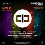"=Sab.24/6/17 BUONGIORNO CL/\SSIC ""MOLO AFTER PARTY 1 €uro"""